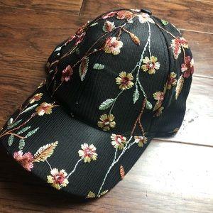 New David & young baseball trucker hat cap black